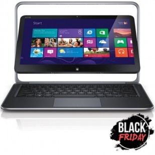 "Laptop DELL, XPS 12-9Q33,  Intel Core i5-4200U, 1.60 GHz, HDD: 80 GB, RAM: 4 GB, video: Intel HD Graphics 4400, webcam, 12.5"" LCD (FHD), 1920 x 1080"
