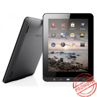 "TABLETA COBY KYROS; MID-1045; 1 GHZ CORTEX A8; 1024MB RAM;  8GB HDD; 10.3""; ANDROID 4.0; NOU"