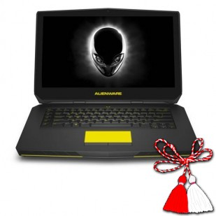 "Laptop ALIENWARE, ALIENWARE 15 R2, Intel Core i7-6700HQ, 2.60 GHz, HDD: 1000 GB, RAM: 16 GB, video: Intel HD Graphics 530, nVIDIA GeForce GTX 970M,  webcam,  BT, 15.6"" LCD (FHD),  1920 x 1080"