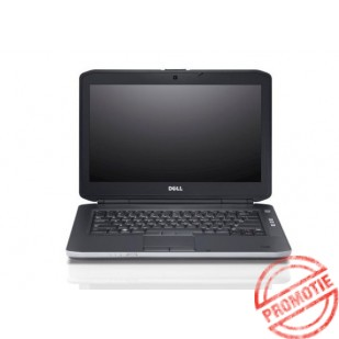 Laptop DELL, LATITUDE E5430 NON-VPRO, Intel Core i5-3320M, 2.60 GHz, HDD: 320 GB, RAM: 4 GB, unitate optica: DVD RW, video: Intel HD Graphics 4000, 14 LCD (WXGA), 1366 x 768""