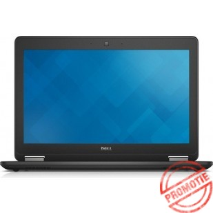 Laptop DELL, LATITUDE E7250, Intel Core i5-5300U, 2.30 GHz, HDD: 256 GB, RAM: 8 GB, video: Intel HD Graphics 5500, fingerprint, 12.1 LCD (WXGA), 1366 x 768""