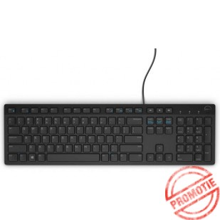 Tastatura DELL; model: KB 216; layout: GER; NEGRU; USB; MGRVG