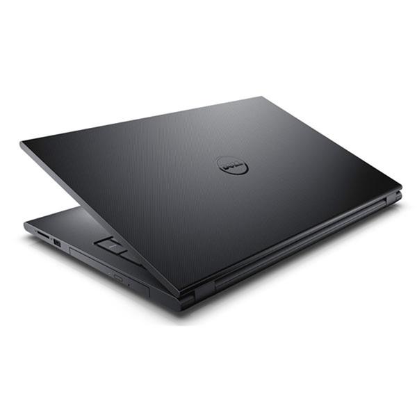 Laptop DELL, INSPIRON 3543, Intel Core i7-5500U, 2.40 GHz, HDD: 500 GB, RAM: 4 GB, unitate optica: DVD RW, video: Intel HD Graphics 5500, webcam, BT, 15.6 LCD (WXGA), 1366 x 768