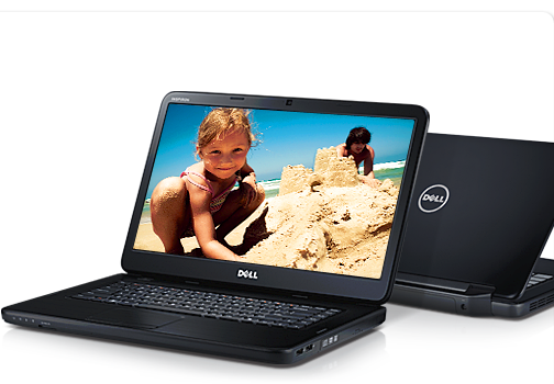 Laptop DELL, INSPIRON N5040, CORE I7, 2.8 GHz, 4 GB RAM, 320 GB HDD, INTEL HD Graphics, 15.6 INCH, DVDRW