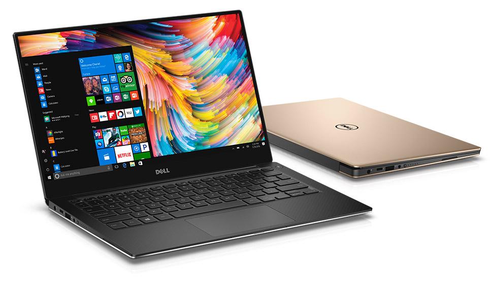 Laptop DELL, XPS 13 9360, Intel Core i7-7500U, 2.70 GHz, HDD: 512 GB, RAM: 16 GB, video: Intel HD Graphics 620, webcam, Bluetooth