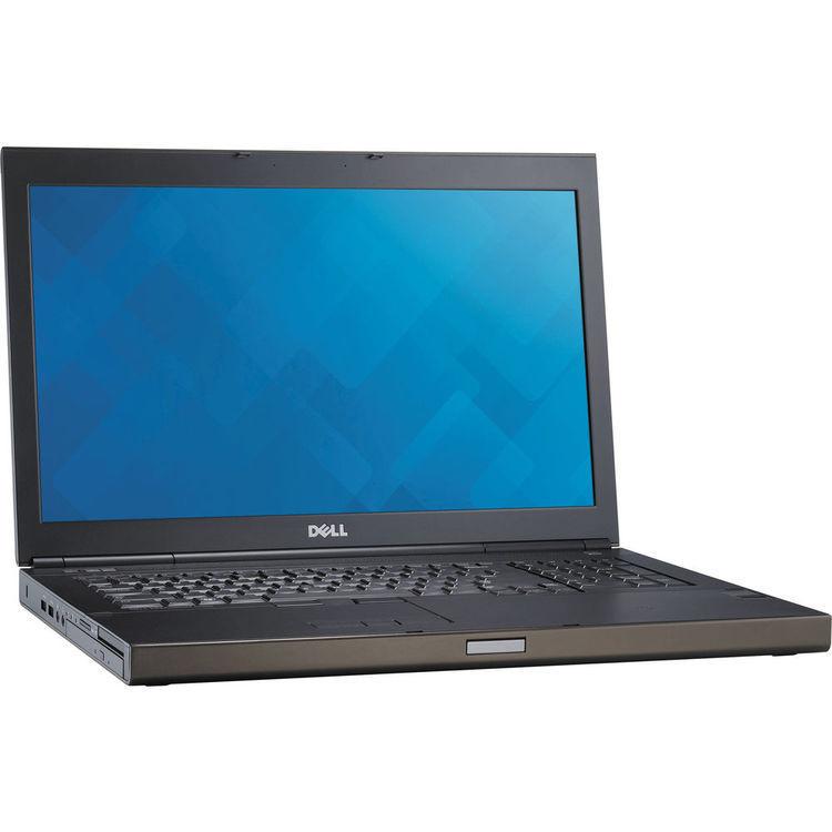 Laptop DELL, PRECISION M4800, Intel Core i7-4810MQ, 2.80 GHz, HDD: 500 GB, RAM: 8 GB, unitate optica: DVD RW, video: Intel HD Graphics 4600, nVIDIA Quadro K1100M