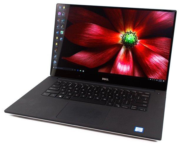 Laptop DELL, XPS 15 9560, Intel Core i7-7700HQ, 2.80 GHz, HDD: 256 GB, RAM: 16 GB, video: Intel HD Graphics 630, nVIDIA GeForce GTX 1050, webcam