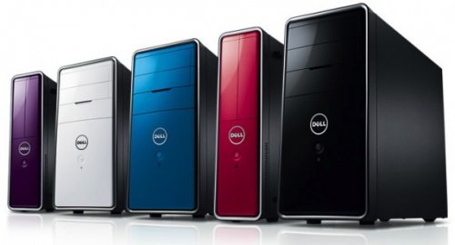 Sisteme Inspiron 620, diferite culori
