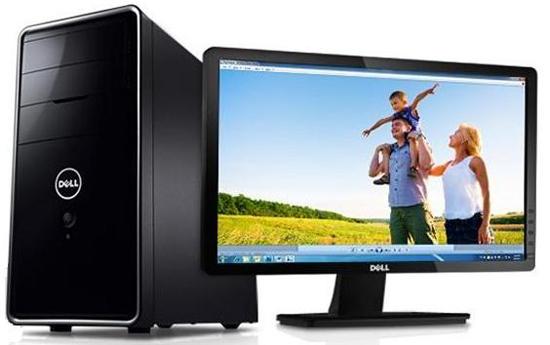 Sistem inspiron 620, cu monitor